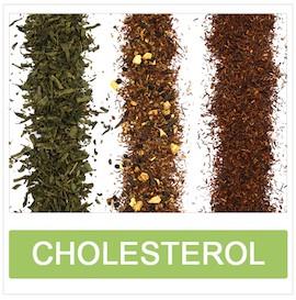 Tea to Lower cholesterol