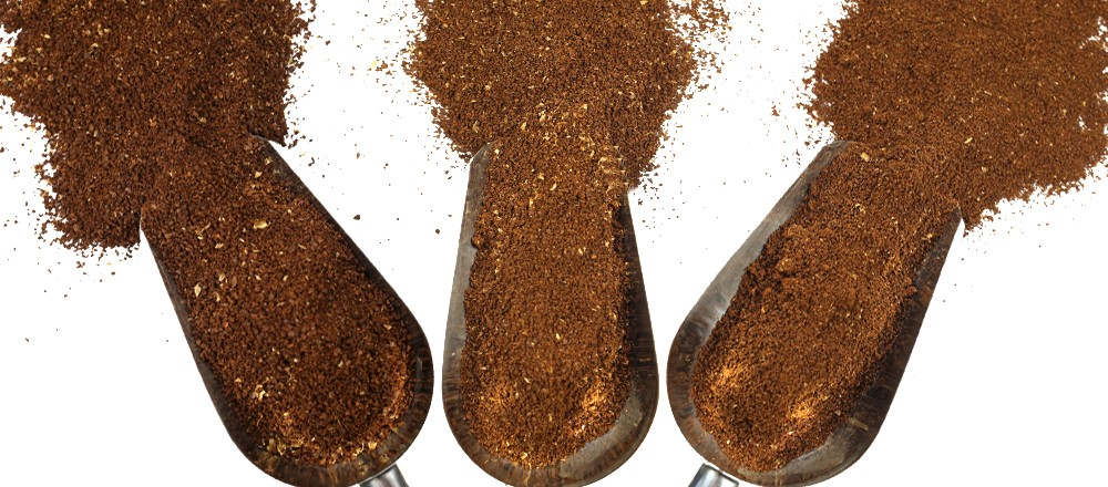 Different Types of Coffee Grind