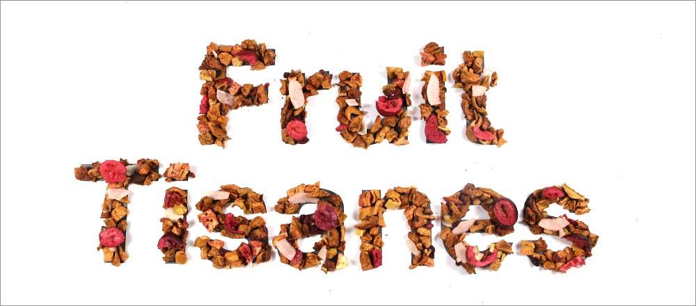 Types of Fruit Teas and Tisanes