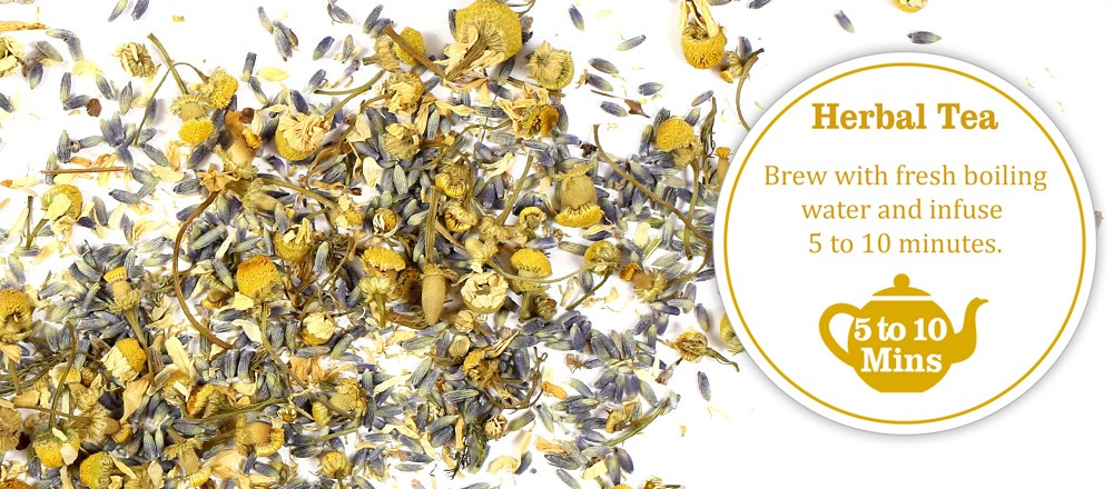 Brewing Guide for Herbal Tea