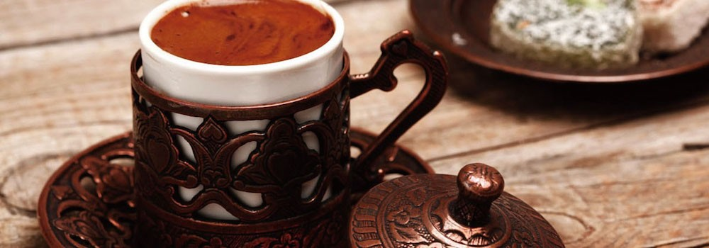 How to Make Greek and Turkish Coffee
