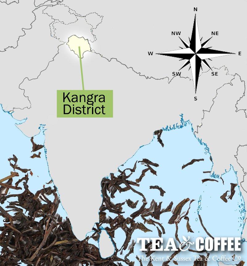 Kangra Map