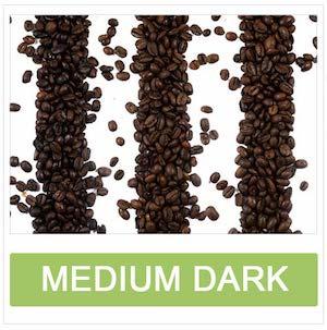 Medium Dark Roasted Coffee