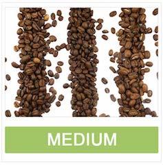 Medium Caffeine Coffee