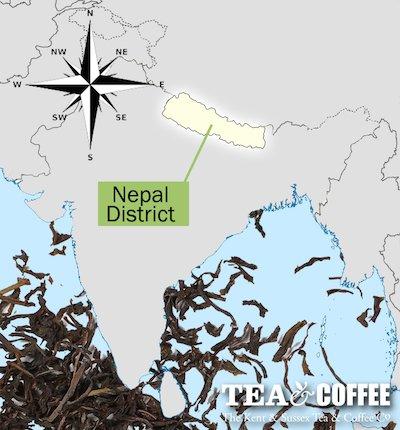 Napal Map