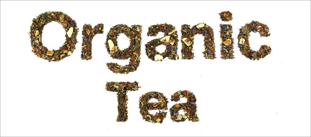 Types of Organic Tea