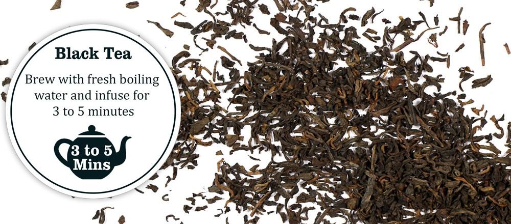Brewing Guide for Pu erh Tea