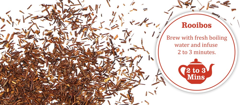 Brewing Guide for Rooibos Tea