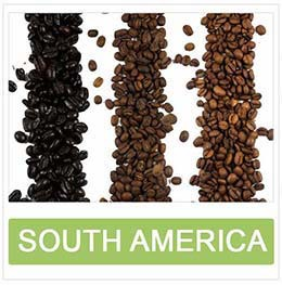 Coffee from South America