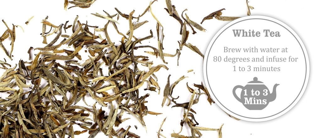 Brewing Guide for White Tea