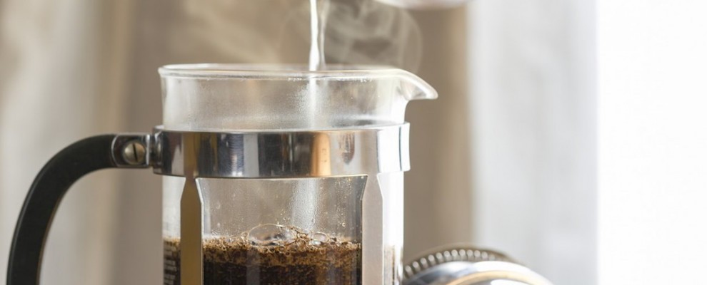 How to Make Coffee with a Cafetiere