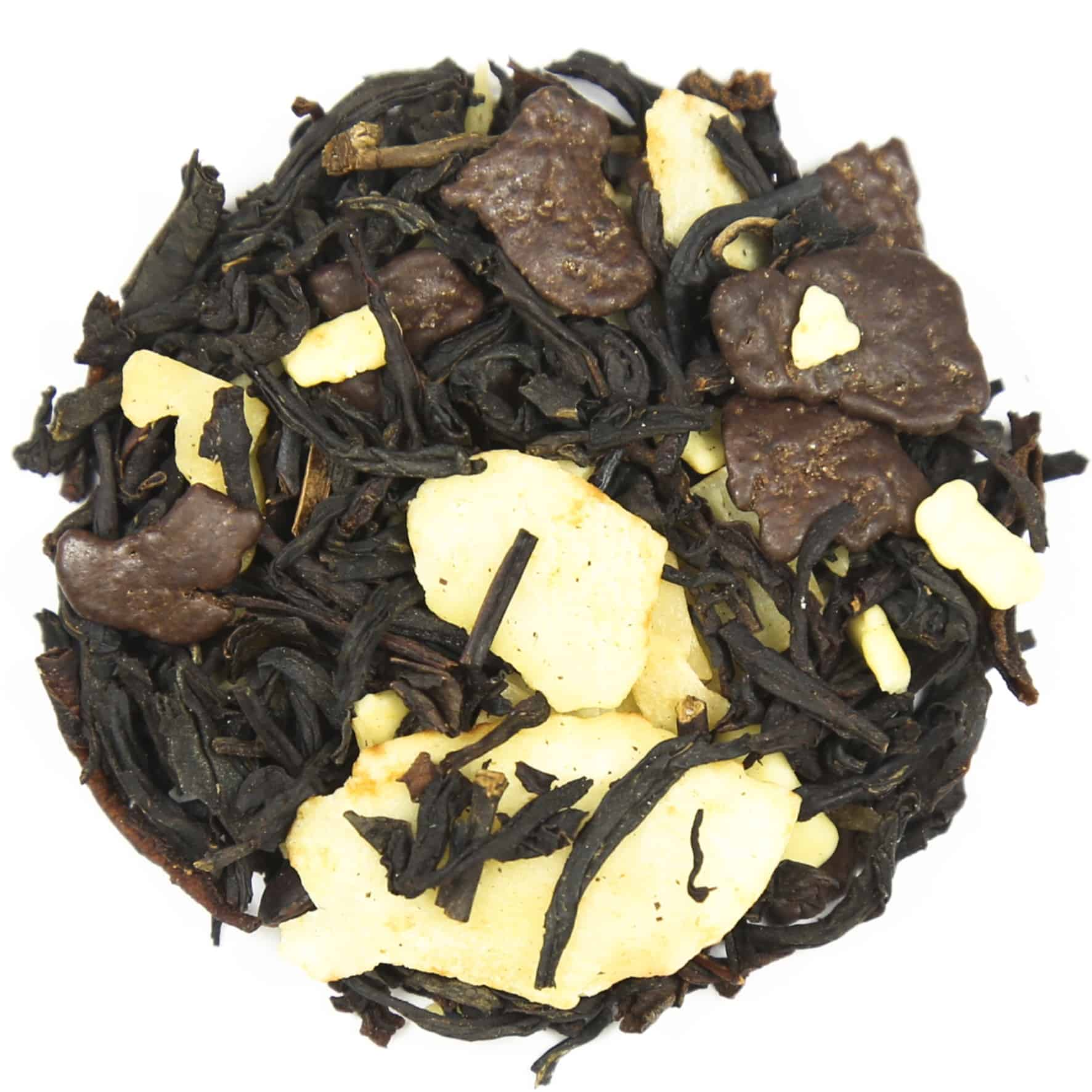 Chocolate and Coconut Tea