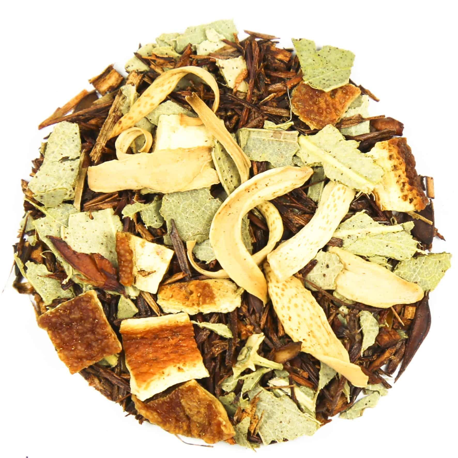 Orange and Eucalyptus Rooibos Tea