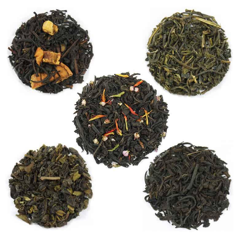 September Tea selection 2013
