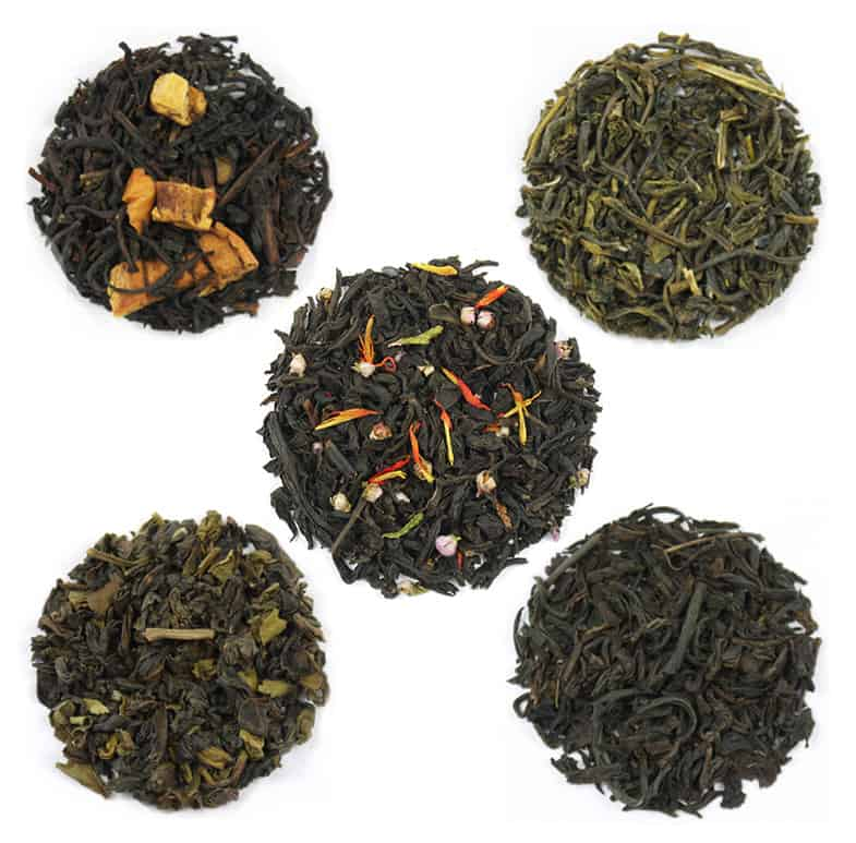 September Tea Selection