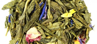 Thé Vert Sencha Mango et Bergamote