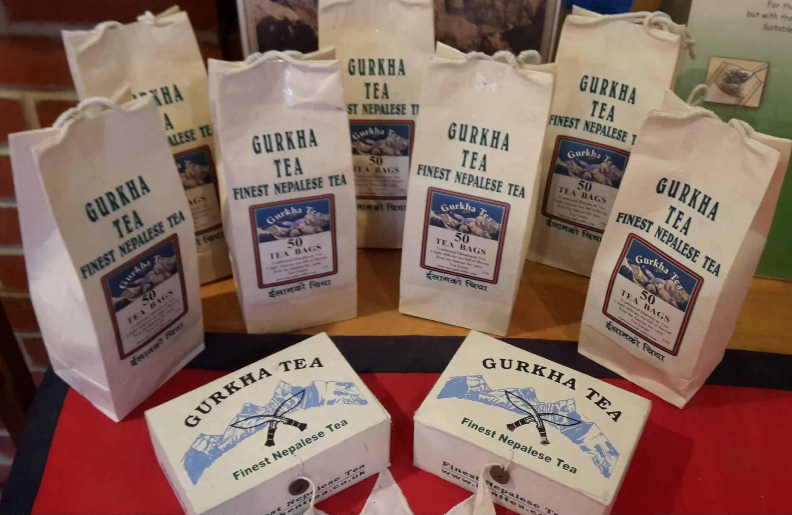 Gurkha Tea