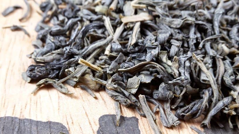 Lucky Dragon Young Hyson Organic Green Tea