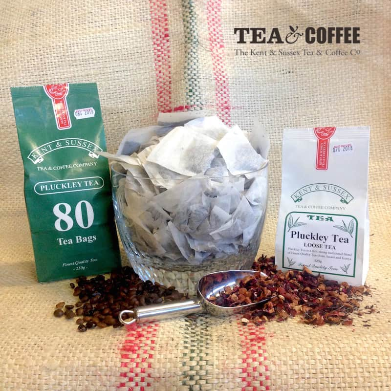 Guess the How Many Tea Bags Competition Winner!