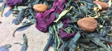 Tea of the Week-Apricot Kernel Sencha Green Tea