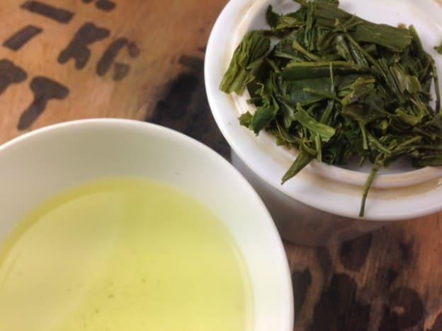 Tea of the Week - Korean FOP Woojeon