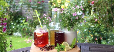 How do you make Iced Tea?
