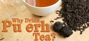 Pu erh Tea - Healthy Slimming Tea