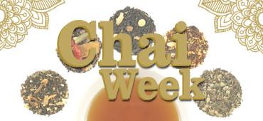 Chai Tea Week