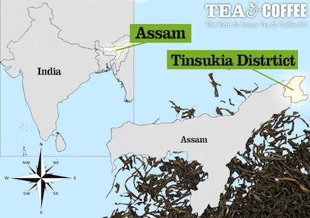 Assam Tea Dirok Estate