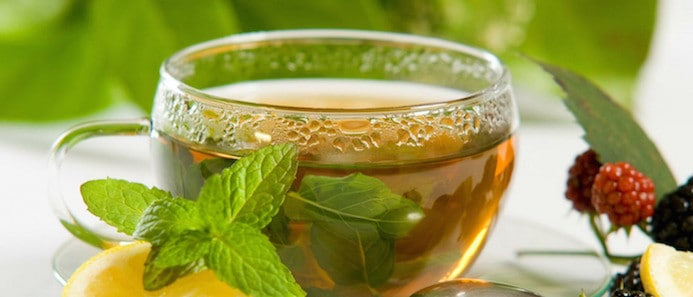 Green Tea can help Lower Cholesterol