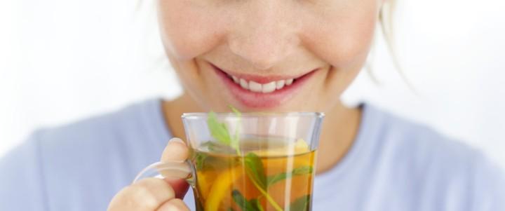 Green Tea improve Dental Health
