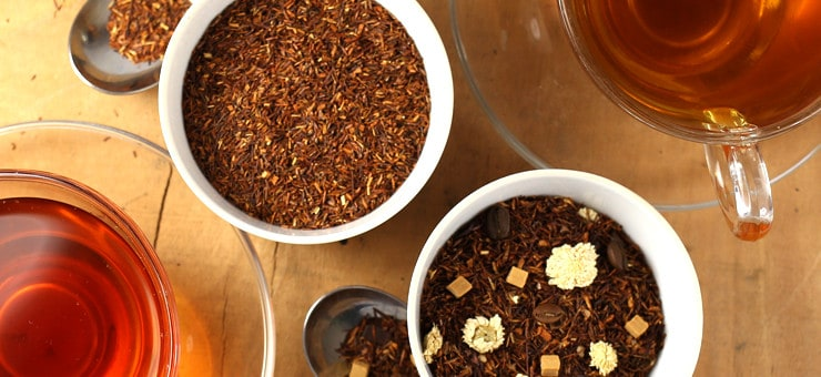 Rooibos Loose Tea Health Benefits
