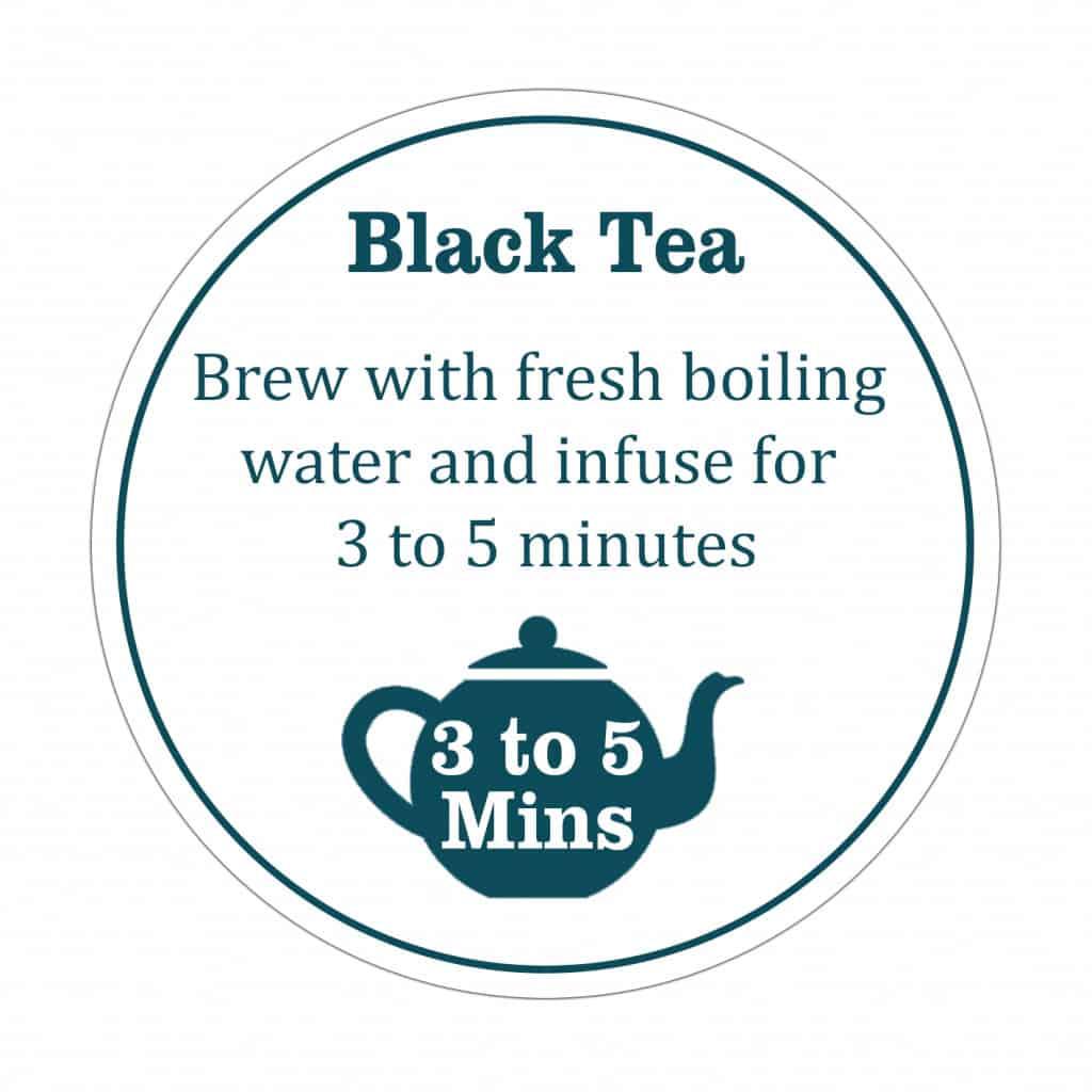 Black Tea Brewing Guide