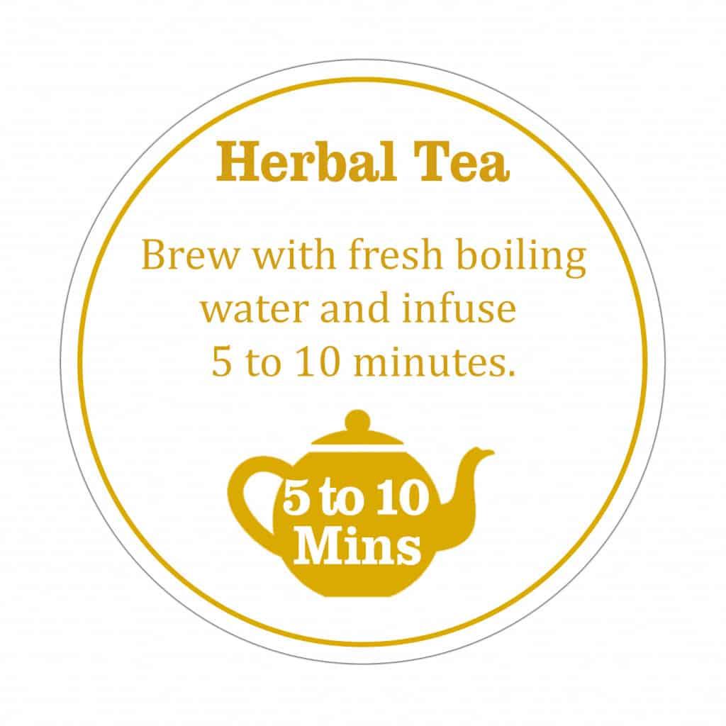 Herbal Tea Brewing Guide