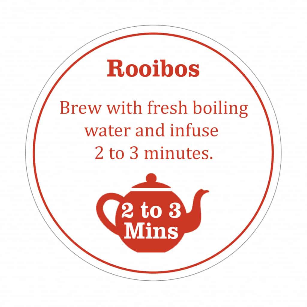 Rooibos Tea Brewing Guide