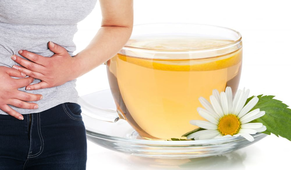 Camomile Can Help with Period Pain