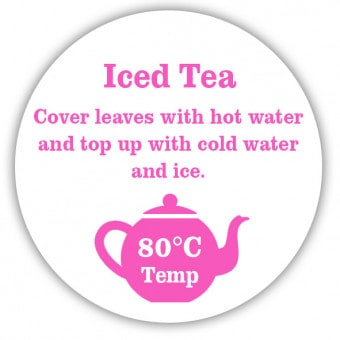 Brewing Guide Ice Tea