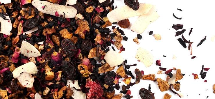 Cherry Comporte Tisane Tea