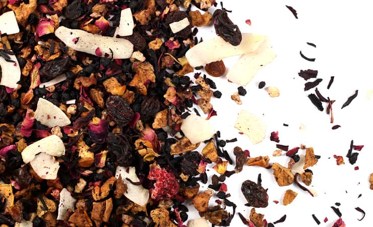 Cherry Comporte Tisane Tea