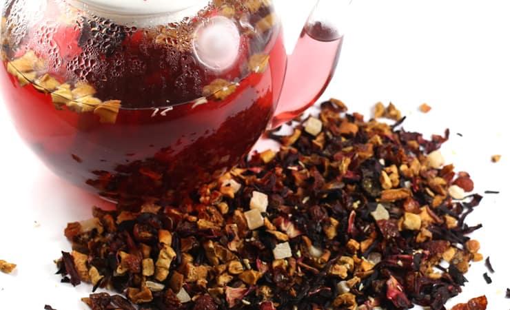 Pina Colada Tea