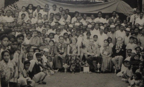Smith Family in Assam