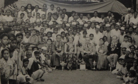 Smith Family in Assam