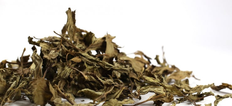 Peppermint Tea Leaves