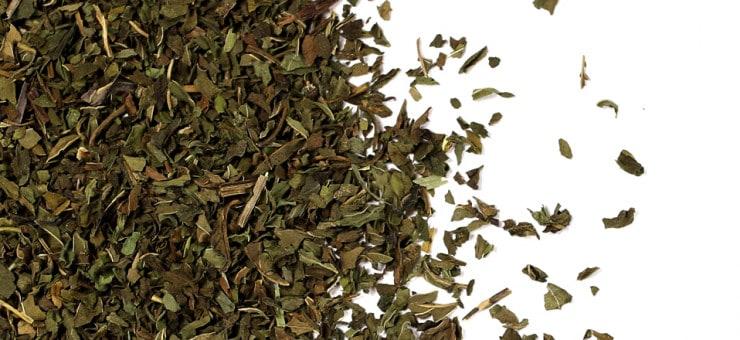 Peppermint Loose Leaf Tea