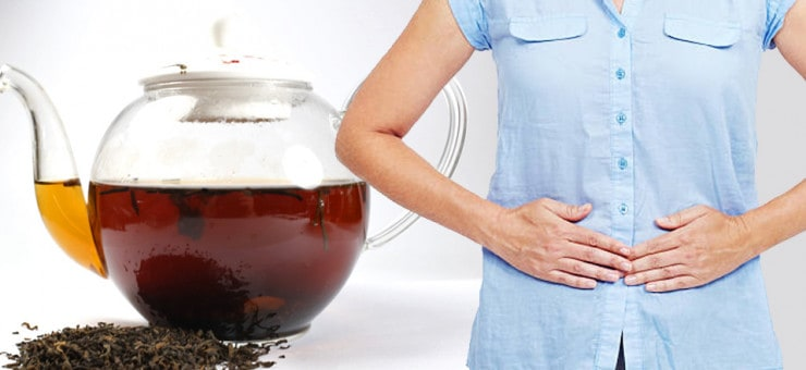 Pu erh Tea for Digestion
