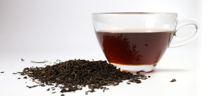 Pu erh Loose Tea