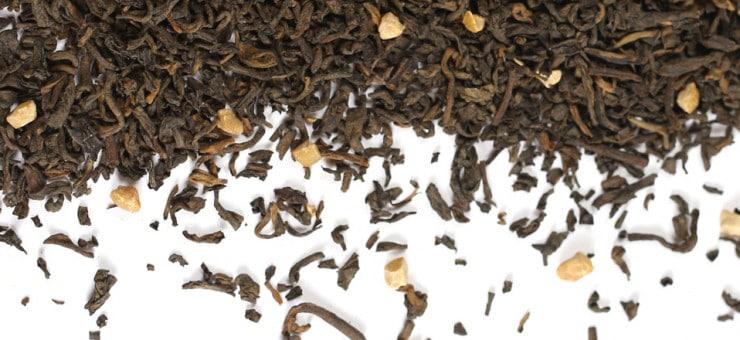 Pu Erh Tea from Yunnan in China