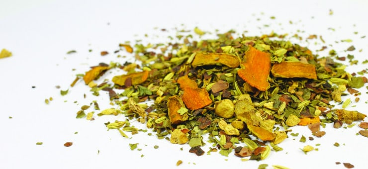 Turmeric Herbal Tea
