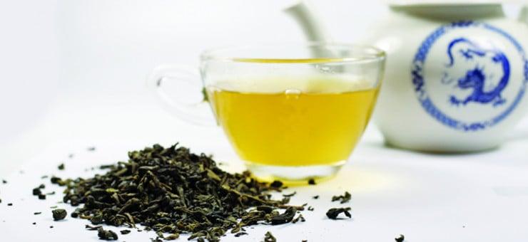 Gunpowder Formosa Tea