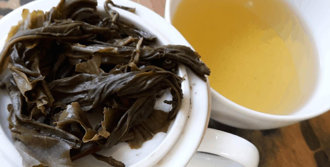 Java PS Sunda Purwa, New Green Tea